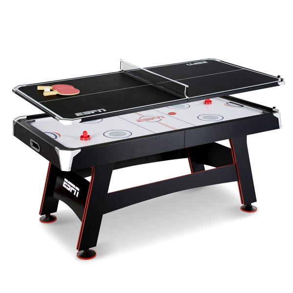 ESPN 72″ Air Powered Hockey Table