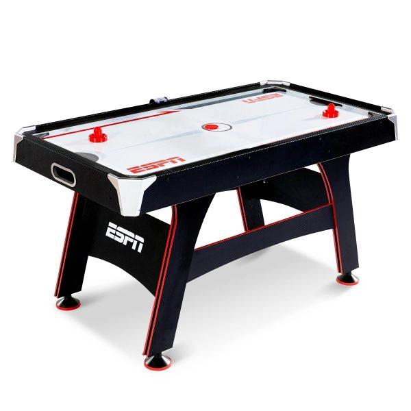"""ESPN 60"""" Air Powered Hockey Table"""