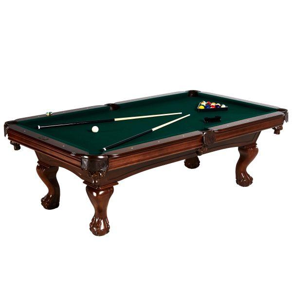 barrington 100 in billiard table