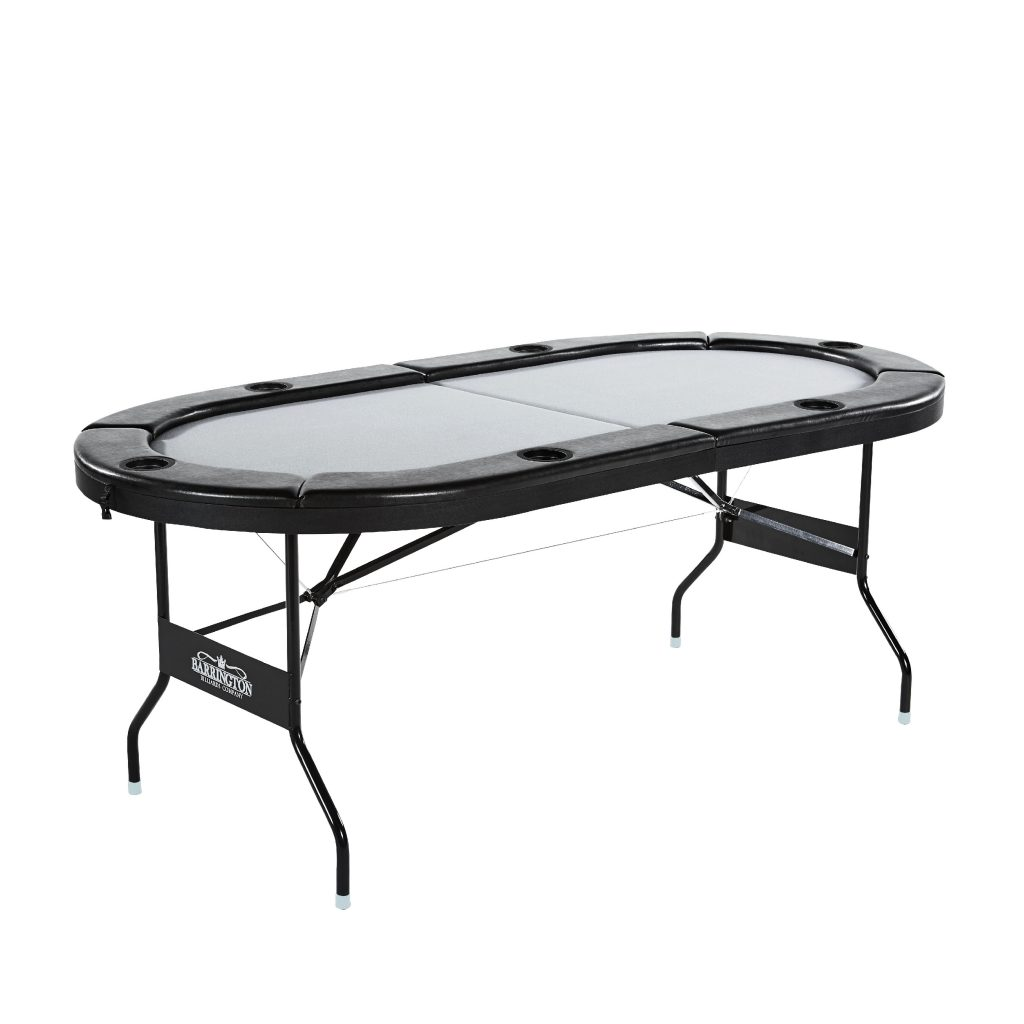 Barrington 72 Quot 6 Player Poker Table Md Sports