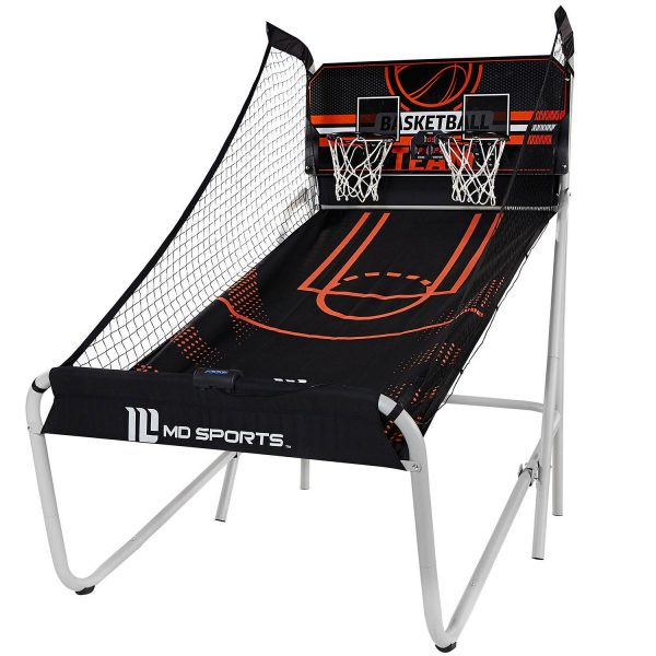 2-Player Arcade Basketball Game
