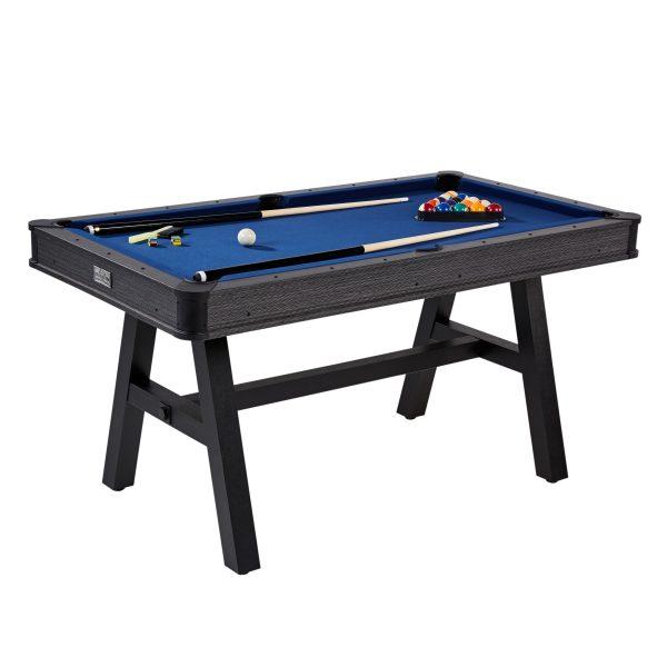 compact pool table