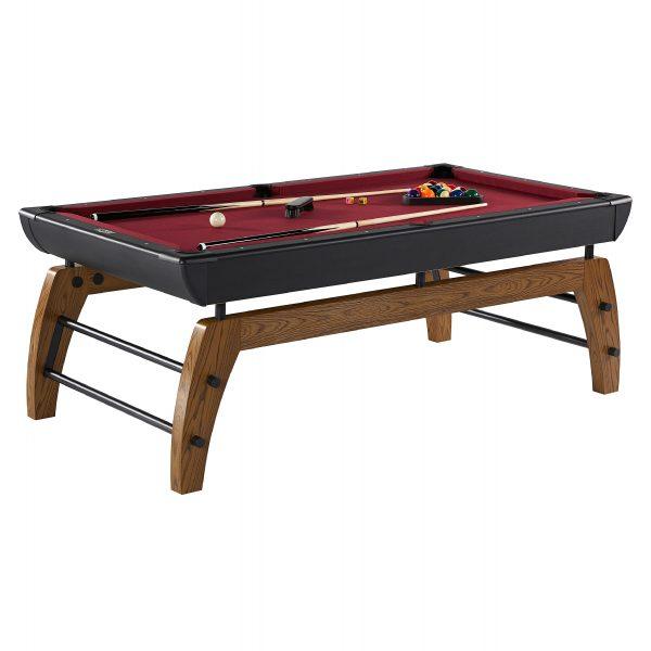 hall of game 7 ft billiard table