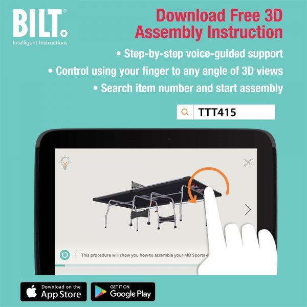 BILT 3D assembly instruction