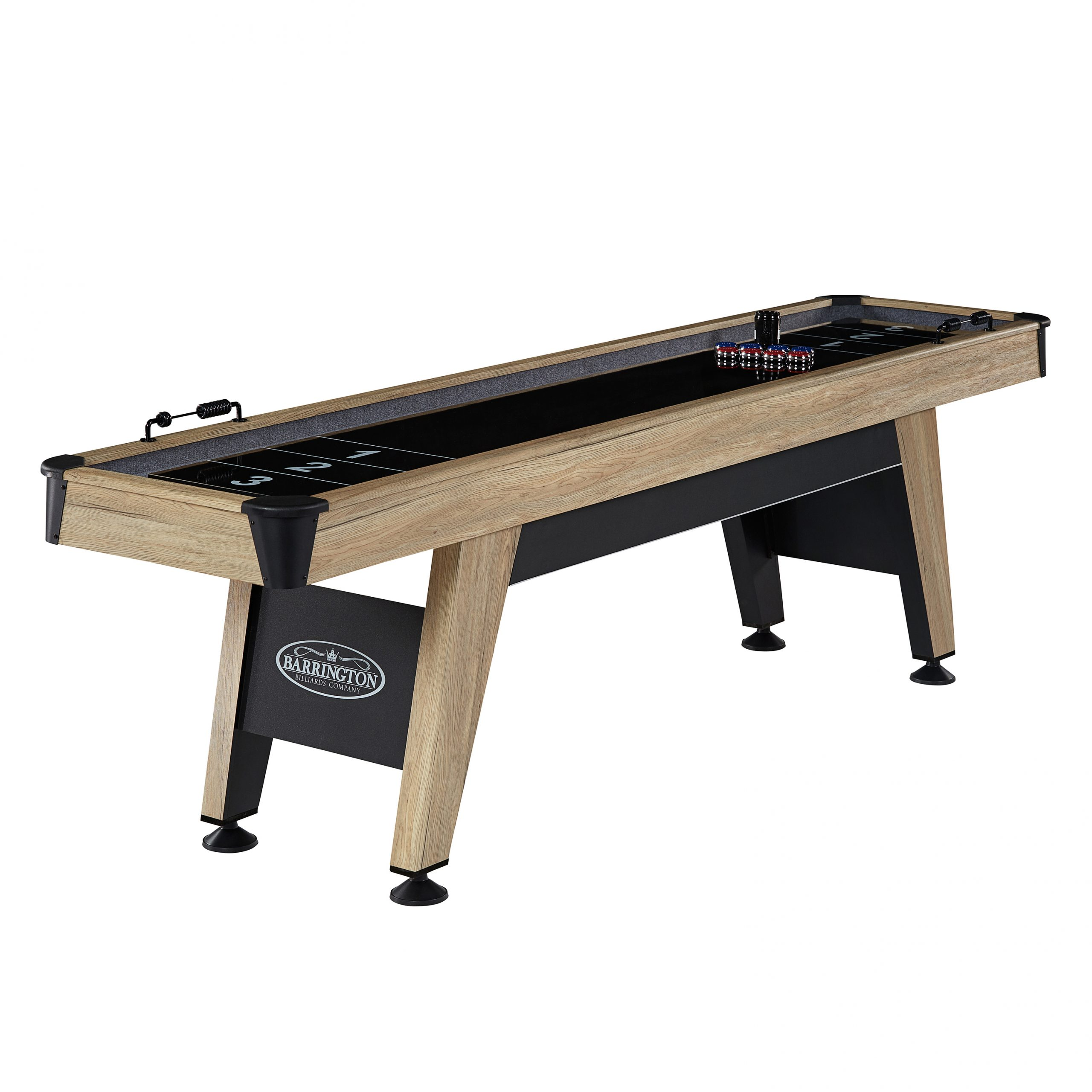 barrington 9 ft shuffleboard