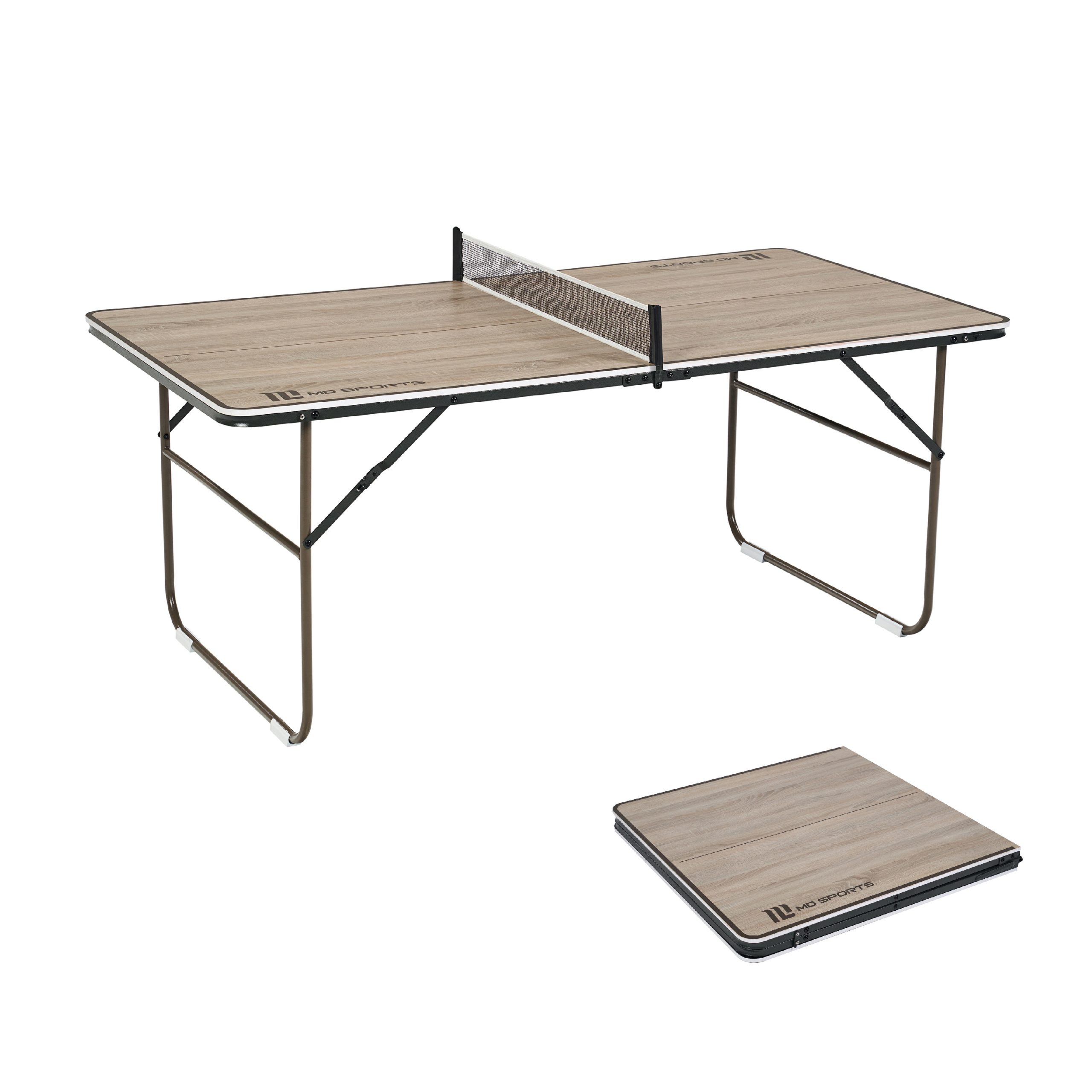 MD Sports Quick fold Table Tennis Table