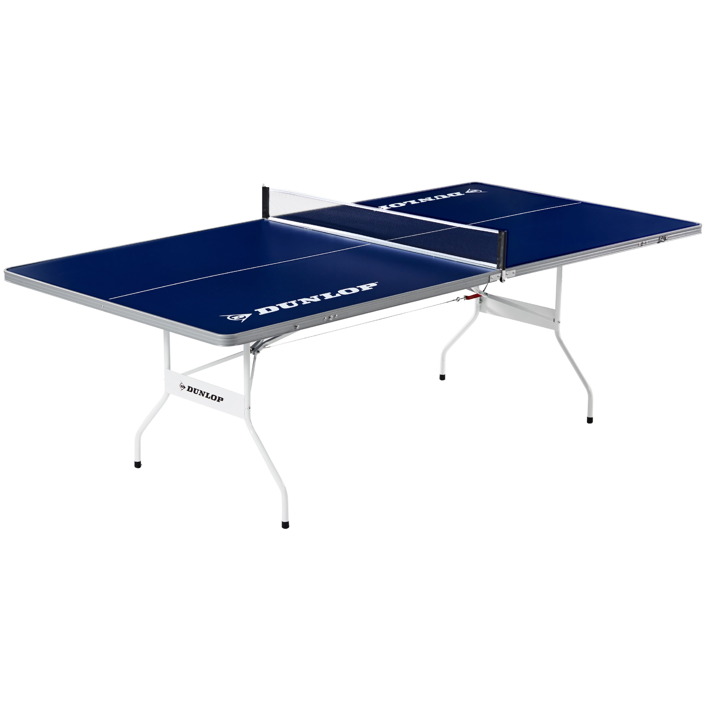 Dunlop Mid-Size Indoor and Outdoor Portable Table Tennis