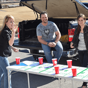 Tailgate Combo Games